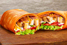 Wrap Chicken Bacon Ranch