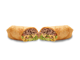 Wrap Steak and Cheese