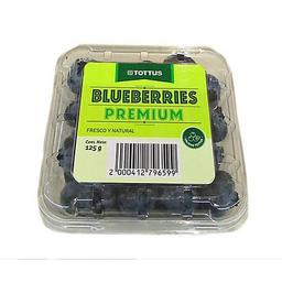 Blueberrie Premium X 125G