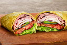Combo Wrap Subway Club