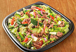 Combo Ensalada Steak and Cheese