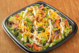Combo Ensalada Chicken Bacon Ranch