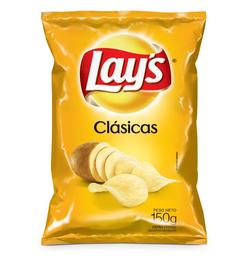 Papitas Lay's Clásicas