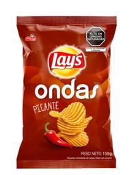 Papitas Lay's Onda Picantes