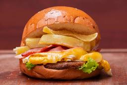 Burger De la Casa