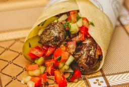 Wrap de Kebab
