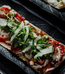 Pizzetta de Mozzarella