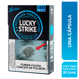 Lucky St Click & Roll X 20