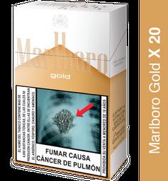 Cigarro Marlboro Gold
