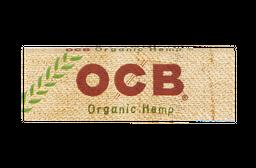 Ocb Papel Organic Hemp N� 1 X 50 Hjts