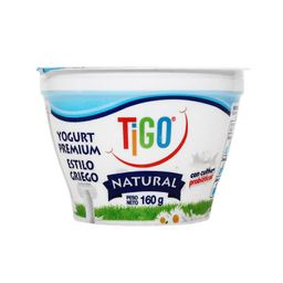 Yogurt Natural Estilo Griego