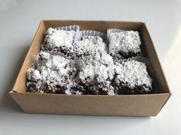 Cajita 6 Mini Brownies