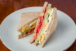 Sándwich el Triple