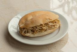 Sándwich con Pollo