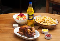 1 Pollo a la Brasa + Gaseosa