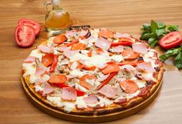 Pizza Familiar Carnes & Brasas