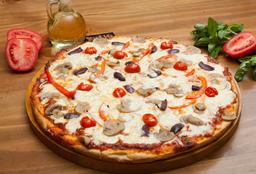 Pizza Familiar Vegetariana