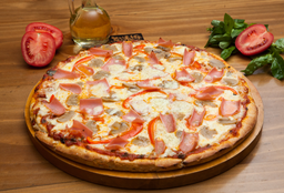 Pizza Familiar Caprichosa