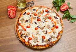 2 x 1 Pizza Familiar Vegetariana