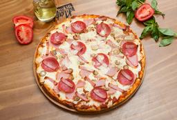 2 x 1 Pizza Familiar 4 Estaciones