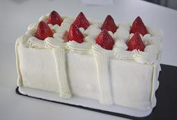 Torta de Fresa (12 Porciones)