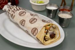 Combo Falafel Sándwich