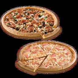 🍕2 Pizzas Grandes