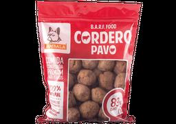 Alimento Congelado Para Perros Rambala Cordero Pavo 800G