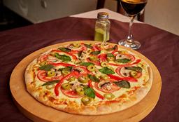 Pizza Vegetariana (Mediana)