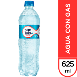 Aguas San Luis Con Gas