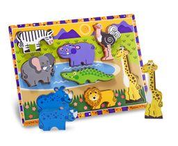 Rompecabeza Chunky Safari