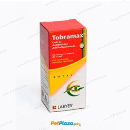 Colirio Antibi�tico Tobramax 5 mL