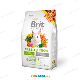 Alimento Seco Brit Rabbit Junior 1.5 Kg