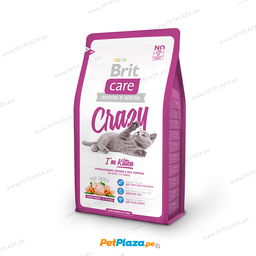 Alimento Seco Brit Crazy Kitten 2 Kg