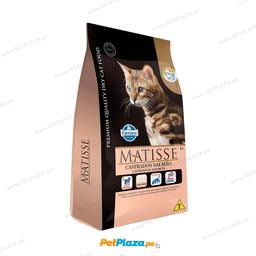 Alimento Seco Matisse Para Gato Castrado Salm�n 2 Kg