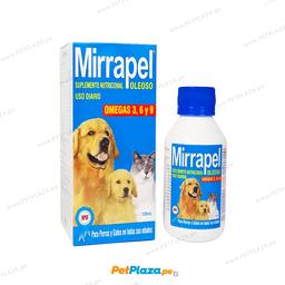 Suplemento Vitam�nico Mirrapel Oleoso 236 mL