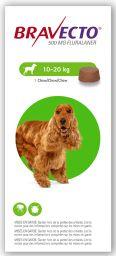 Bravecto Perro 1 Tableta (500 mg)