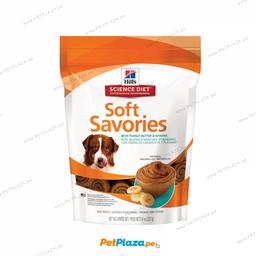 Premios Hill�s Soft Savories Peanut Butter & Banana 227 g