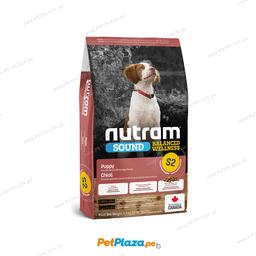 Alimento Seco Nutram S2 Cachorro 2Kg