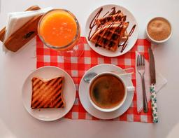 Desayuno Dulce o Piteau