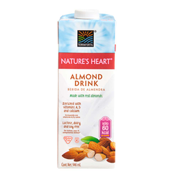 Bebida Vegetal Nature´s Heart Vanilla Drink