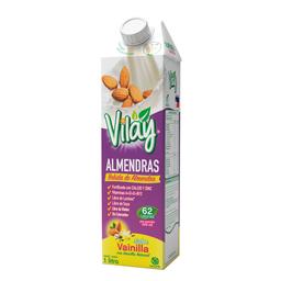 Bebida de Almendra Sabor Vainilla Vilay Caja