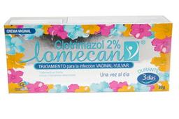 Lomecan 2% Crema Vaginal