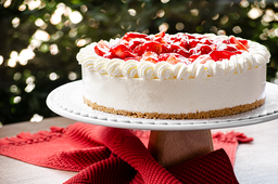 Cheesecake de Fresa Grande
