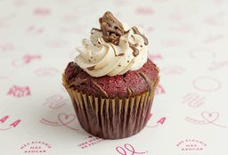 Cupcake de Red Brownie