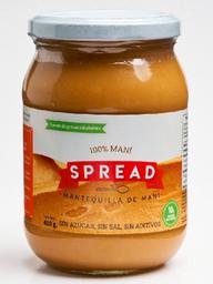Mantequilla de Maní Spread - 100% Mani