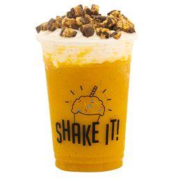 Shake de Mango, Naranja y Maracuyá