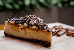 NY Cheesecake de Pecanas