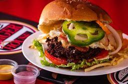 Hamburguesa Peruana