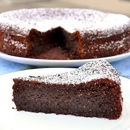 Torta Caprese Porcion